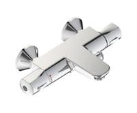 Смеситель VIDIMA V-STYLE A6194AA термостатический для ванны/душа, хром