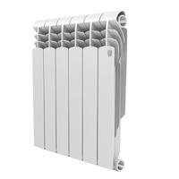 Радиатор биметаллический ROYAL THERMO Vittoria 500*80  6 сек.