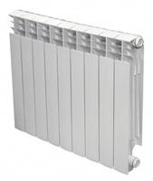 Радиатор алюминиевый TENRAD 350*100  10 сек.