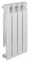 Радиатор алюминиевый TENRAD 500*80  4 сек.