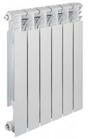 Радиатор алюминиевый TENRAD 500*80  6 сек.