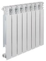 Радиатор алюминиевый TENRAD 500*80  8 сек.