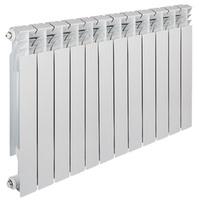 Радиатор алюминиевый TENRAD 500*80 12 сек.