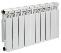 Радиатор биметаллический TENRAD BM 350*80  8 сек.