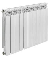 Радиатор биметаллический TENRAD BM 500*80 8 сек.
