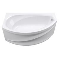 Ванна АБС 1,7*1,0 L ДАмелия Левая 150 л.  (каркас+панель)