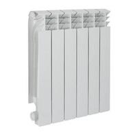 Радиатор TENRAD 500/100  8-секций алюминиевый