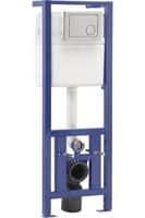 Система инсталляции Cersanit VECTOR для унитаза (без кнопки)