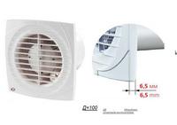 Вентилятор Vents 100 Д (тонкая панель 6,5мм)