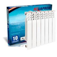 Радиатор алюминиевый AQUAPROM 96*500 10 сек.