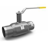 Кран шаровой ДУ100 PN16 фланцевый разборный полнопроходной КШРФ(вода/газ) LD