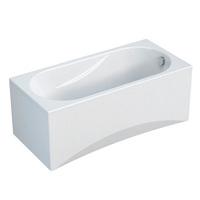 Ванна акрил 1,6*0,7 MITO RED Ультра белая  (рама+панель) (Cersanit)