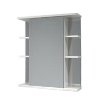 Шкаф зеркальный  550мм без подсветки Гиро 55