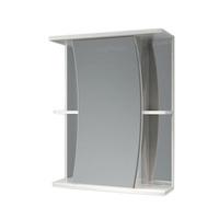 Шкаф зеркальный  550мм без подсветки Парус 55