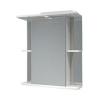 Шкаф зеркальный  620мм с подсветкой Мадрид 62