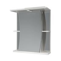 Шкаф зеркальный  620мм с подсветкой Парус 62
