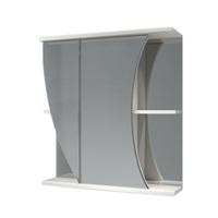 Шкаф зеркальный  650мм без подсветки Бэлла 65 лев
