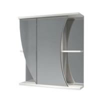 Шкаф зеркальный  650мм без подсветки Бэлла 65 прав