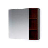 Шкаф зеркальный  750мм без подсветки Карлос 75 прав