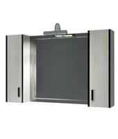 Шкаф зеркальный 1050мм без подсветки Винтер 105