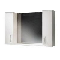 Шкаф зеркальный 1050мм без подсветки Эко 105