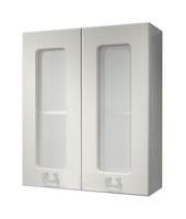 Шкаф навесной 600мм Витраж 2 двери