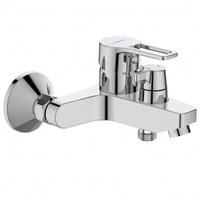 Смеситель VIDIMA HYPE BA399AA для ванны/душа с керамическим переключателем, литой излив