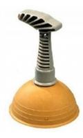 Вантуз конический с пластм. ручкой (Д120мм)