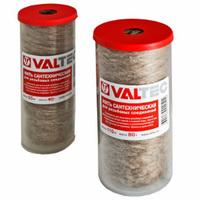 Нить сантехническая льняная для резьбовых соединений 110м  VT.FLAX.0.110