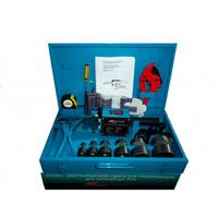 Комплект сварочного оборудования AQUAPROM МК20/6 2300 Вт PP-R(Насадки 20-63,нож-цы,рулетка,перчатки,
