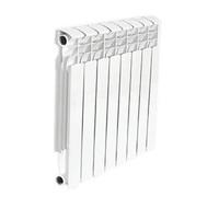 Радиатор биметаллический AQUAPROM 80*350  6 сек.