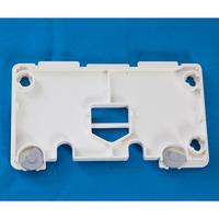Крышка резиновая для бачка унитаза с замками к системе инсталяции  АНИ ПЛАСТ WCM0106