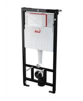 Система инсталляции для подвесного унитаза под гипсокартон  ALCAPLAST AM101/1120