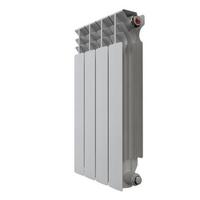 Радиатор алюминиевый НРЗ 500*100  4 сек.