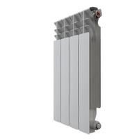 Радиатор алюминиевый НРЗ 500*80  4 сек.