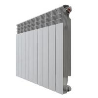 Радиатор алюминиевый НРЗ 500*80 10 сек.