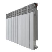Радиатор алюминиевый НРЗ 500*80 12 сек.