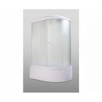 Душ кабина 1200*800*2150 Parly EB122L выс поддон, жемчуг стекло, зад стек бел, мех упр