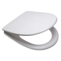 Сиденье для унитаза UNO А  дюропласт металл. крепление (Комфорт,Алькор,Бореаль)