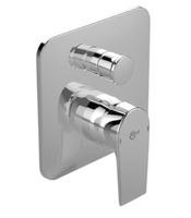 Смеситель Ideal Standard TESI A6586AA встраиваемый для ванны/душа, для комбинации с A1000NU