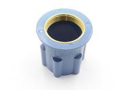 Гайка синяя для смесителя D66020