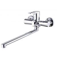 Смеситель Glauf NUD7-A045/PUD-7045 для ванны и умывальника 35к дивертор поворотный