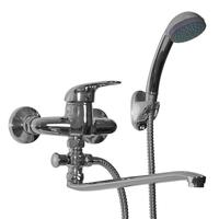 Смеситель MIXLINE ML05-02 для ванны и умывальника 40k